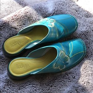 Teal butterfly Indigo By Clarks